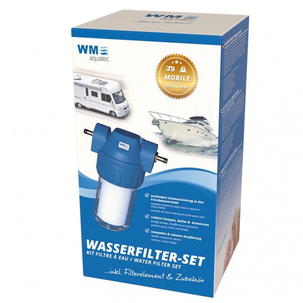 """Wasserfilter-Set """"Mobile Edition"""""""