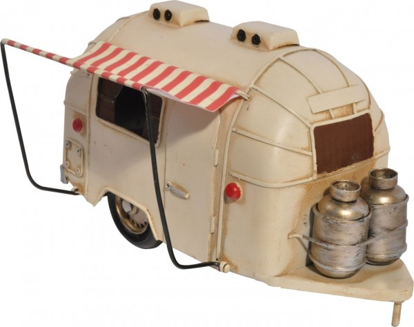 Nostalgie-Wohnwagen