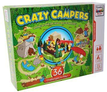 Spiel Crazy Campers