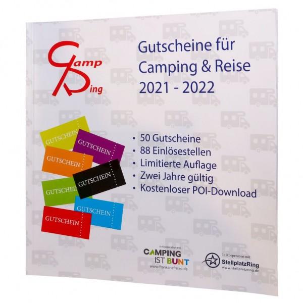 CampRing Gutscheine für Camping und Reise