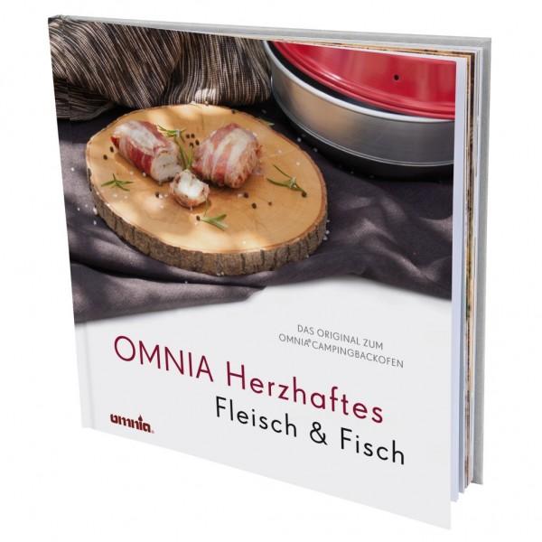 Omnia Kochbuch – Omnia Herzhaftes Fleisch & Fisch