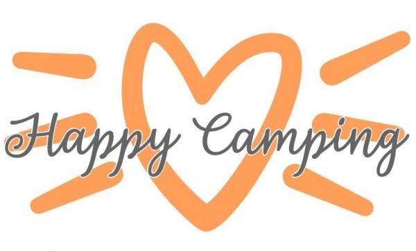 Geschenkgutschein Happy Camping